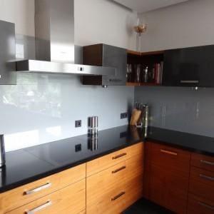 Szklo Lacobel panele kuchenne